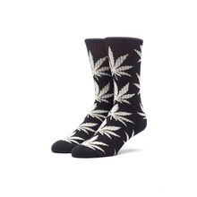 View the Huf Plantlife Socks - Black/Red from the Socks clothing range online today from Boarderline