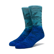 View the Huf Plantlife Socks - Ocean from the Socks clothing range online today from Boarderline