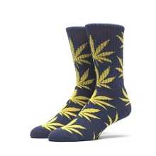 View the Huf Plantlife Socks - Westpoint Navy from the Socks clothing range online today from Boarderline