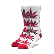 View the HUF PLANTLIFE TYE-DYE LEAVES SOCKS - APPLE from the Socks clothing range online today from Boarderline