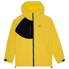 View the HUF STANDARD SHELL 2 JACKET - AURORA YELLOW from the Jackets clothing range online today from Boarderline