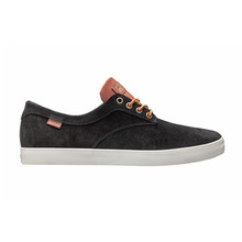 View the Huf Sutter - Black/Tan from the Mens clothing range online today from Boarderline