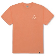 View the HUF TRIPLE TRIANGLE T-SHIRT - CANYON SUNSET from the T-Shirts clothing range online today from Boarderline