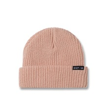 View the Huf Usual Beanie - Dusty Pink from the Beanies clothing range online today from Boarderline