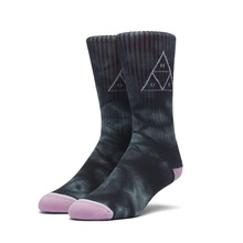 View the Huf Washed Triple Triangle Sock - Jade from the Socks clothing range online today from Boarderline