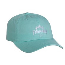 View the Huf X Thrasher TDS 6 Panel Cap - Mint from the Snapbacks, 6 Panel Caps clothing range online today from Boarderline