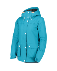 View the Wear Colour Ida Jacket - Enamel Blue from the Womens Snow Jackets clothing range online today from Boarderline