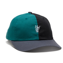 View the Huf Country Club Curve Visor 6 Panel Cap - Black from the Snapbacks, 6 Panel Caps clothing range online today from Boarderline