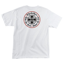 View the Independent X Thrasher Oath T-Shirt - White from the T-Shirts clothing range online today from Boarderline