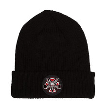 View the Independent X Thrasher Pentagram Beanie - Black from the Beanies clothing range online today from Boarderline