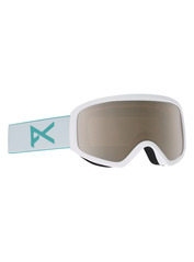 View the Anon Insight Goggles - White from the Womens clothing range online today from Boarderline