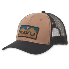 View the KAVU Above Standard Cap - Earth Terrain from the Snapbacks, 6 Panel Caps clothing range online today from Boarderline