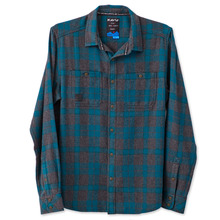 View the Kavu Big Joe Shirt - Pine from the Shirts clothing range online today from Boarderline