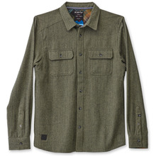 View the Kavu Franklin Shirt - Thyme from the Shirts clothing range online today from Boarderline