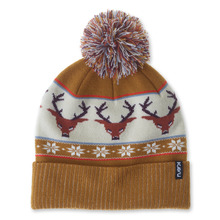 View the KAVU Herschel Beanie - Oh Deer from the Beanies clothing range online today from Boarderline