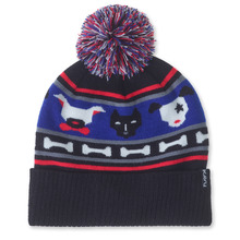 View the KAVU Herschel Beanie - Puppitude from the Beanies clothing range online today from Boarderline