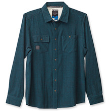 View the Kavu Langley Shirt - Juniper from the Shirts clothing range online today from Boarderline