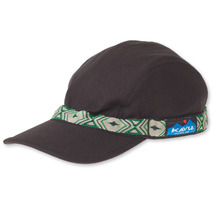 View the KAVU Strapcap - Black from the Snapbacks, 6 Panel Caps clothing range online today from Boarderline