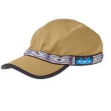 View the KAVU Strapcap - Khaki from the Snapbacks, 6 Panel Caps clothing range online today from Boarderline