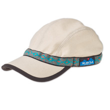View the KAVU Strapcap - Natural from the Snapbacks, 6 Panel Caps clothing range online today from Boarderline