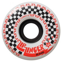 View the Krooked Zip Zinger Wheels - 80D White - 56mm from the Wheels clothing range online today from Boarderline