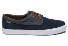 View the Lakai Camby - Navy from the Mens clothing range online today from Boarderline