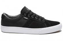 View the Lakai Flaco - Black Suede from the Mens clothing range online today from Boarderline
