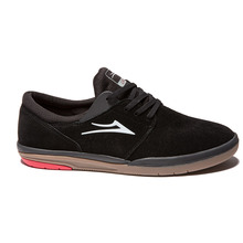 View the Lakai Fremont - Black/Gum from the Mens clothing range online today from Boarderline