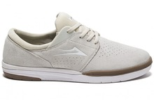 View the Lakai Fremont - White Suede from the Mens clothing range online today from Boarderline