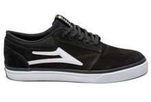 View the Lakai Griffin - Black/White from the Mens clothing range online today from Boarderline