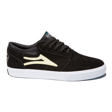 View the Lakai Griffin Black/Yellow - Krooked from the Mens clothing range online today from Boarderline