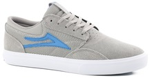 View the Lakai Griffin - Grey/Blue from the Mens clothing range online today from Boarderline