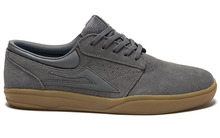 View the Lakai Griffin XLK Grey/Gum from the Mens clothing range online today from Boarderline
