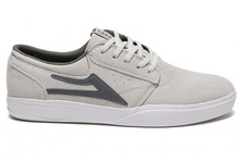 View the Lakai Griffin XLK - White Suede from the Mens clothing range online today from Boarderline