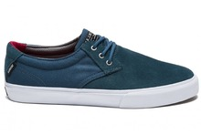 Lakai MJ - Ink Blue Suede