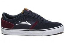 View the Lakai Vincent 2 - Navy Suede from the Mens clothing range online today from Boarderline