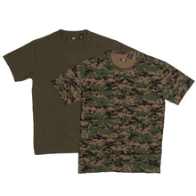 View the Levis 2 Pack T-Shirts - Camo/Ivy Green from the T-Shirts clothing range online today from Boarderline
