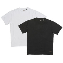 View the Levis 2 Pack T-Shirts - White/Black from the T-Shirts clothing range online today from Boarderline