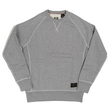 View the Levis Skateboarding Crew Sweat - Heather Grey from the Hoods and Crews clothing range online today from Boarderline
