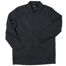 View the Levis Skateboarding Long Coaches Jacket - Black from the Jackets clothing range online today from Boarderline
