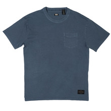 View the Levis Skateboarding Pocket T-Shirt - Dress Blues from the T-Shirts clothing range online today from Boarderline