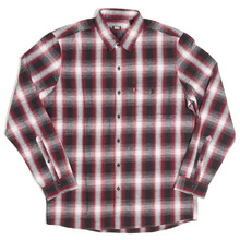 View the Levis Skateboarding Reform Shirt - Jester Red Plaid from the Shirts clothing range online today from Boarderline