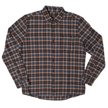 View the Levis Skateboarding Riveter Shirt - Thimblewood/Blue Indigo from the Shirts clothing range online today from Boarderline