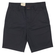View the Levis Skateboarding Work Short - Black Twill from the Shorts clothing range online today from Boarderline