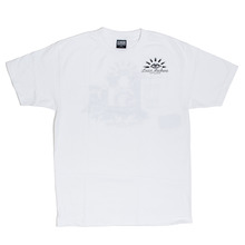 View the Loser Machine Parlour T-Shirt - White from the T-Shirts clothing range online today from Boarderline