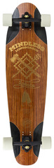 View the MINDLESS LAKOTA FREERIDE LONGBOARD - NATURAL from the Longboards/Cruisers clothing range online today from Boarderline