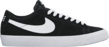 View the Nike SB Blazer Low - Black/White from the Mens clothing range online today from Boarderline