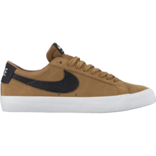 View the Nike SB Blazer Low - Golden Beige/Black/Sail/Gum from the Mens clothing range online today from Boarderline