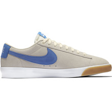 View the Nike SB Blazer Low GT - Pale Ivory/Pacific Blue/White from the Mens clothing range online today from Boarderline