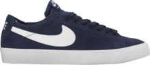 View the Nike SB Blazer Low - Obsidian/White/Gum from the Mens clothing range online today from Boarderline